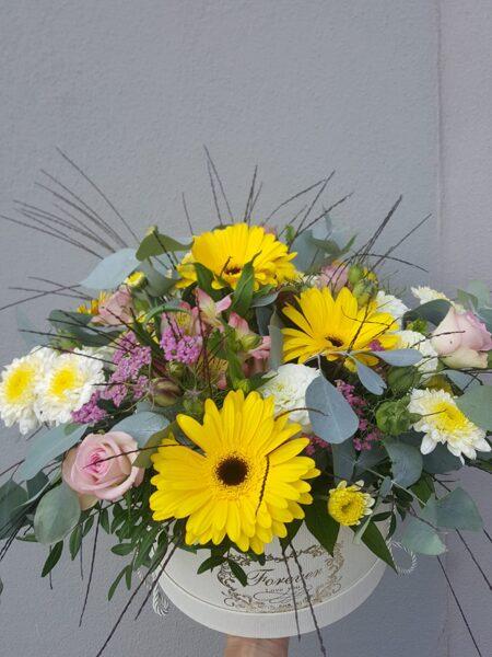 Ziedu kastīte Nr 2.