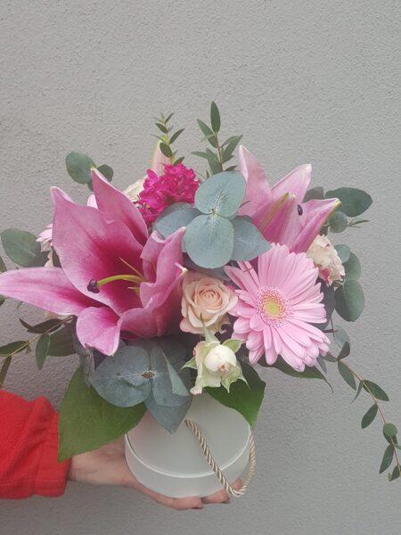 Ziedu kastīte Nr 3.