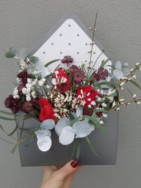 Ziedu kastīte Nr. 7.