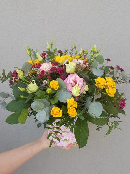 Ziedu kastīte Nr. 8.