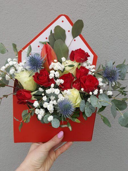 Ziedu kastīte Nr. 12.