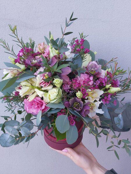 Ziedu kastīte Nr. 13.