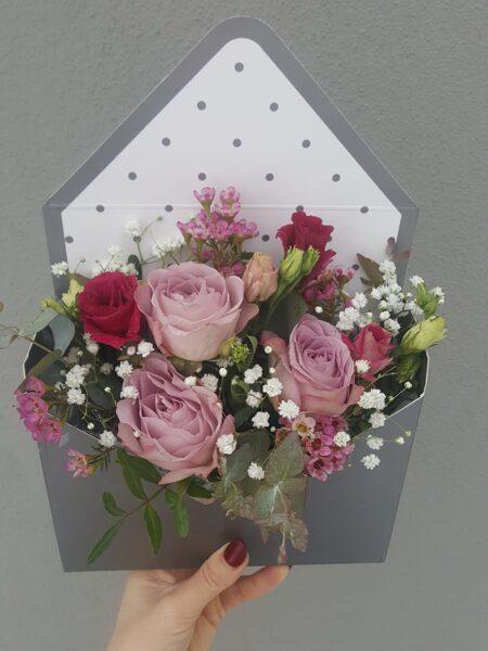 Ziedu kastīte Nr. 10.